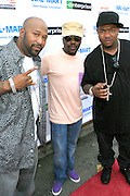 """Bun B, Anthiny Hamilton, and Guerilla Zoe at the Hip-Hop Summit's """"Get Your Money Right"""" Financial Empowerment International Tour draws hip-hop stars and financial experts to teach young people about financial literacy held at The Johnson C. Smith University's Brayboy Gymnasium on April 26, 2008..For the past three years, hip-hop stars have come out around the country to give back to their communities. Sharing personal stories about the mistakes they've made with their own finances along the way, and emphasizing the difference between the bling fantasy of videos and the realities of life, has helped young people learn the importance of financial responsibility while they're still young. With the recent housing market crash in the United States affecting the economy, jobs, student loans and consumer confidence, young people are eager to receive sound financial advice on how to best manage their money and navigate through this volatile economic environment.."""