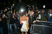 VICTORIA BECKHAM, Dinner hosted by editor of British Vogue, Alexandra Shulman in association with Net-A-Porter.com in honour of 25 years of London Fashion Week and Nick Knight. Caprice. London.  September 21, 2009