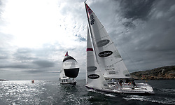 Stena Match Cup 2010, Masrtrand - Sweden. World match racing tour. photo: Loris von Siebenthal - myimage