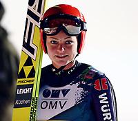 Ski, FIS  Jumping , World Cup presented by Viessmann<br /> Lillehammer , Norway<br /> 06.12.13<br /> Foto: Dagfinn Limoseth, Digitalsport<br /> Carina Vogt , GER
