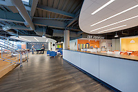 Interior image of Coredial offices in Arborcrest Office Park in Blue Bell PA by Jeffrey Sauers of Commercial Photographics, Architectural Photo Artistry in Washington DC, Virginia to Florida and PA to New England