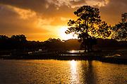 Sunrise at Sea Pines Plantation on Hilton Head Island, SC