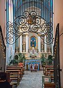 Bazylika Nawiedzenia Najświętszej Maryi Panny - kaplica Matki Boskiej, Sejny, Polska<br /> Basilica of the Visitation of the Blessed Virgin Mary - Chapel of Our Lady, Sejny, Poland