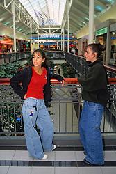 Alison & Taylor In J N C O Jeans