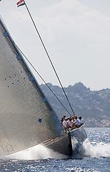 08_020371 © Sander van der Borch. Porto Cervo,  2 September 2008. Maxi Yacht Rolex Cup 2008  (1/ 6 September 2008). Day 1.