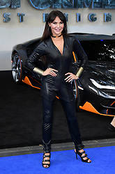 Lizzie Cundy attending the World Premiere of Transformers: The Last Knight, held at Cineworld Leicester Square, London. Photo credit should read: Doug Peters/EMPICS Entertainment