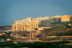 MALTA GOZO MARSALFORN 19JUL06 - General view of new apartment blocks built in Marsalforn, Gozo...jre/Photo by Jiri Rezac..© Jiri Rezac 2006..Contact: +44 (0) 7050 110 417.Mobile:  +44 (0) 7801 337 683.Office:  +44 (0) 20 8968 9635..Email:   jiri@jirirezac.com.Web:    www.jirirezac.com