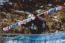 05.01.2021, Paul Außerleitner Schanze, Bischofshofen, AUT, FIS Weltcup Skisprung, Vierschanzentournee, Bischofshofen, Finale, Qualifikation, im Bild Junshiro Kobayashi (JPN) // Junshiro Kobayashi of Japan during the qualification for the final of the Four Hills Tournament of FIS Ski Jumping World Cup at the Paul Außerleitner Schanze in Bischofshofen, Austria on 2021/01/05. EXPA Pictures © 2020, PhotoCredit: EXPA/ JFK