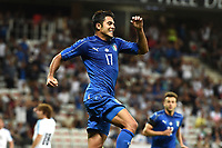 Nice (Francia) 07-06-2017 Stadio Allianz Riviera Friendly match Italia - Uruguay / Italy - Uruguay foto Image Sport/Insidefoto<br /> nella foto: esultanza gol Eder Goal celebration
