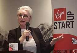 Celia Hodson, 57, of Dunbar, won the Virgin Startup Scotland prize two months after launching her first business, Hey Girls which produces sanitary products aimed at tackling period poverty. 15032018 pic by Terry Murden @edinburghelitemedia Tel: 07971 686038