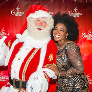 NLD/Amsterdam/20161012 - RTL presenteert cast The Christmas Show, Leona Philippo en Bert Simhoffer