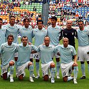 NLD/Amsterdam/20070802 - LG Amsterdams Tournament 2007, teamfoto Lazio Roma