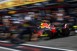 July 20, 2018 - Hockenheim, Germany - Motorsports: FIA Formula One World Championship 2018, Grand Prix of Germany, ..#33 Max Verstappen (NLD, Aston Martin Red Bull Racing) (Credit Image: © Hoch Zwei via ZUMA Wire)