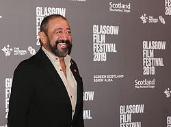 Glasgow Film Festival 2019<br /> Scottish Premier of Papi Chulo<br /> <br /> <br /> Pictured: Alejandro Pati no  <br /> <br /> (c) Aimee Todd | Edinburgh Elite media