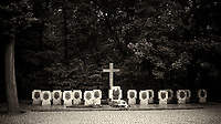 Memorial Graves. Walkabout in Westerplatte Memorial Park. Image taken with a Leica X2 camera and 24 mm lens.