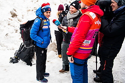 January 2, 2018 - Oberstdorf, GERMANY - 180102 Heidi Weng of Norway after a training session during Tour de Ski on January 2, 2018 in Oberstdorf..Photo: Jon Olav Nesvold / BILDBYRN / kod JE / 160116 (Credit Image: © Jon Olav Nesvold/Bildbyran via ZUMA Wire)