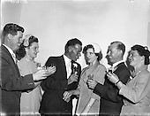 1957 Three Brothers marry three Sisters, Rathfarnham