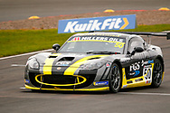 Nathan Heathcote(GBR) Century Motorsport during the Millers Oil Ginetta GT4 Supercup Championship at Knockhill Racing Circuit, Dunfermline, Scotland on 15 September 2019.