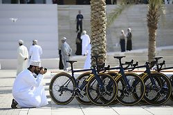 February 15, 2018 - Muscat, Oman - Illustration during stage 3 of the 9th edition of the 2018 Tour of Oman cycling race, a stage of 179.5 kms between German University of Technology and Wadi Dayqah Dam on February 15, 2018 in Muscat, Sultanate of Oman, (Credit Image: © Panoramic via ZUMA Press)