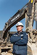 Korea / Gunwi<br /> <br /> Bo Gwang Industry in Gunwi<br /> <br /> © Daniele Mattioli Shanghai China Corporate and Industrial Photographer  for Volvo Construction Equipments