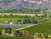 Ojai Valley of Ventura County California