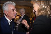 NICKY HASLAM; LORD LAMONT; PRINCESS MICHAEL OF KENT, Ralph Lauren host launch party for Nicky Haslam's book ' A Designer's Life' published by Jacqui Small. Ralph Lauren, 1 Bond St. London. 19 November 2014