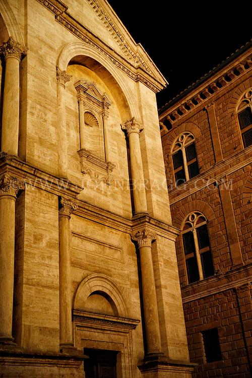 Photo of the Duomo di Pienza in Pienza, Italy.