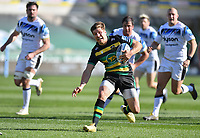 Rugby Union - 2020 / 2021 Gallagher Premiership - Round 11 - Northampton Saints vs Bath - Franklin Gardens<br /> <br /> Northampton Saints' Piers Francis in action during this afternoon's game.<br /> <br /> COLORSPORT/ASHLEY WESTERN