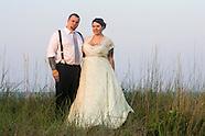Virginia Beach Wedding Portraits: Beth and Josh