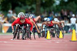 LIU Wenjun, CHN, 1500m, T54, 2013 IPC Athletics World Championships, Lyon, France