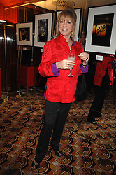 PATTI BOYD at an exhibition of photographs by Olivia Buckingham held at China Tang, The Dorchester, Park Lane London on 5th March 2007.<br /><br />NON EXCLUSIVE - WORLD RIGHTS