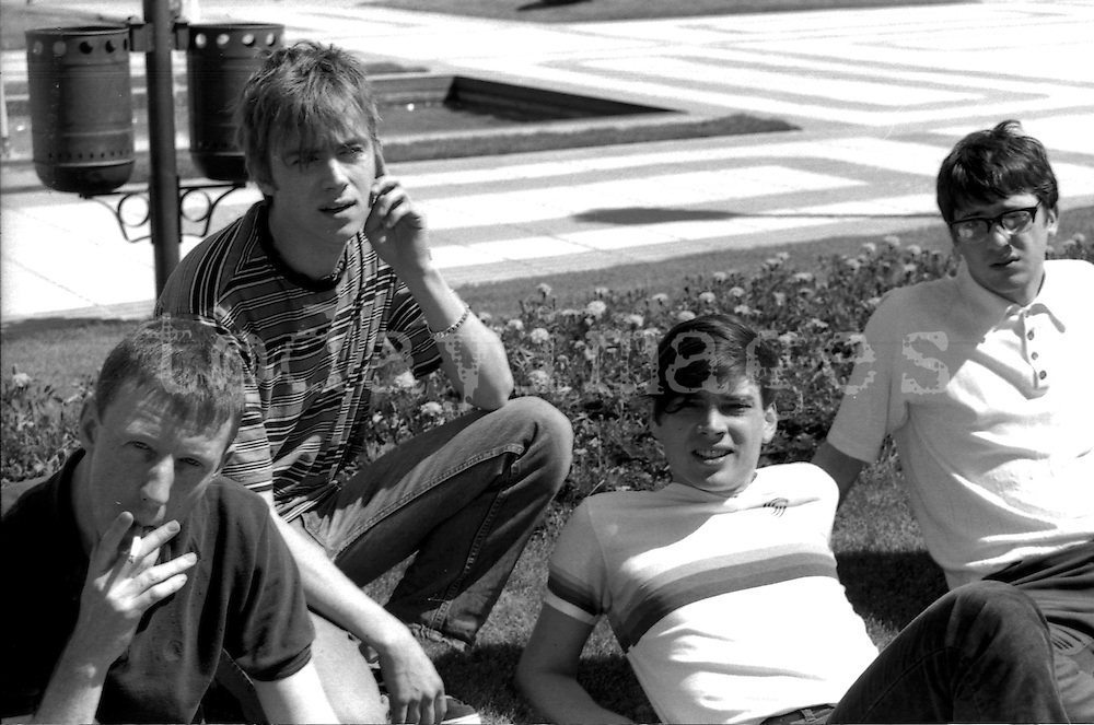 Blur, Madrid 1995