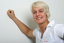 17-12-2007 JUDO: PORTRET EDITH BOSCH: LOPIK<br /> Judoka Edith Bosch<br /> ©2007-WWW.FOTOHOOGENDOORN.NL