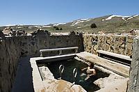 Hart Mountain Hot Springs Oregon, Hart Mountain National Antelope Refuge