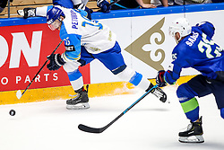 Yegor Petukhov of Kazakhstan during ice hockey match between Slovenia and Kazakhstan at IIHF World Championship DIV. I Group A Kazakhstan 2019, on April 29, 2019 in Barys Arena, Nur-Sultan, Kazakhstan. Photo by Matic Klansek Velej / Sportida