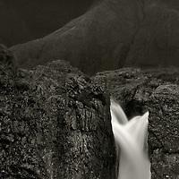 The black cuillin and faerie pools, Glen Brittle, Isle of Skye