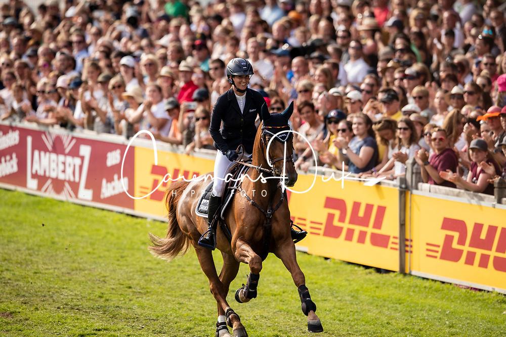 Blum Simone, GER, DSP Alice<br /> CHIO Aachen 2019<br /> Weltfest des Pferdesports<br /> © Hippo Foto - Dirk Caremans<br /> Blum Simone, GER, DSP Alice