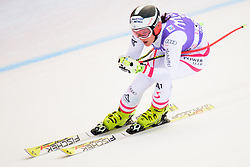 January 19, 2018 - Cortina D'Ampezzo, Dolimites, Italy - Ramona Siebenhofer of Austria competes  during the Downhill race at the Cortina d'Ampezzo FIS World Cup in Cortina d'Ampezzo, Italy on January 19, 2018. (Credit Image: © Rok Rakun/Pacific Press via ZUMA Wire)