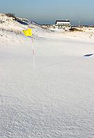 Noordwijkse GC in de sneeuw Hole 14