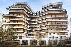 Brenac & Gonzalez & Associés • Naos, Boulogne-Billancourt