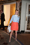 KATE REARDON, The Foreign Sisters lunch sponsored by Avakian in aid of Cancer Research UK. The Dorchester. 15 May 2012