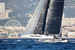 First day of MARSEILLE ONE DESIGN 2014, 13-09-2014 (11 September - 14 September 2014). Marseille  - France.