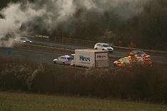 M3 Car fire