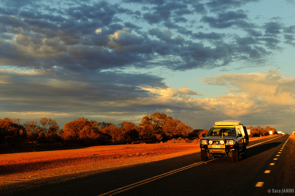 Lasseter Highway, Northern Territory, Australia, Oceania