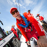 © Maria Muina I MAPFRE. Corporate sailing with Helly Hansen in The Hague.