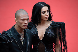 Andreea Sasu and Jeremy Meeks attending the Opening Red Carpet and The Dead Don't Die Premiere as part of the 72nd Cannes International Film Festival in Cannes, France on May 14, 2019. Photo by Aurore Marechal/ABACAPRESS.COM