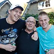 NLD/Amsterdam/20101011 - Presentatie nieuwe plaat Oh Oh Cherso crew, Sterretje en Matsoe Matsoe