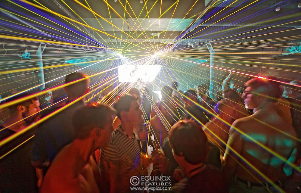 London, United Kingdom - 2 November 2013<br /> 23rd birthday party for Trade gay club night at Egg nightclub, York Way, King's Cross, London, England, UK.<br /> Contact: Equinox News Pictures Ltd. +448700780000 - Copyright: ©2013 Equinox Licensing Ltd. - www.newspics.com<br /> Date Taken: 20131102 - Time Taken: 184610+0000