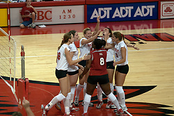04 September 2004    Barker Classic Volleyball Tournament, Redbird Arena, Illinois State University, Normal IL