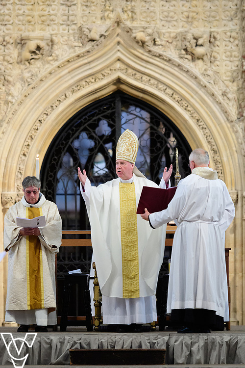 The Ordination of Deacons at Lincoln Cathedral.<br /> <br /> Picture: Chris Vaughan Photography for Diocese of Lincoln<br /> Date: June 30, 2018